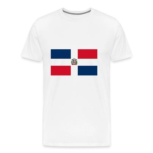 Dominican Republic shirt - Men's Premium T-Shirt