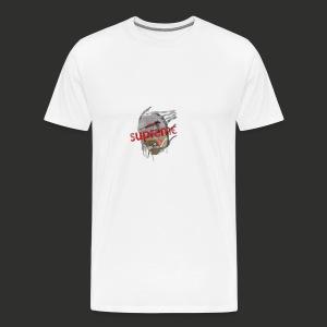 supreme x mummify - Men's Premium T-Shirt