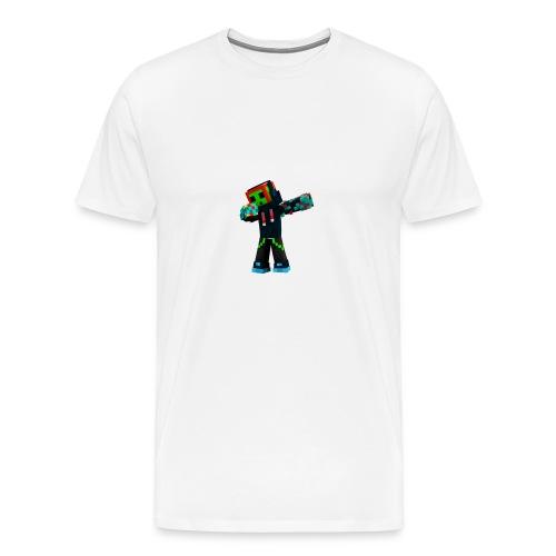 Dabbing Trexx - Men's Premium T-Shirt