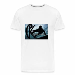 PK SPEEDVAULT - Men's Premium T-Shirt
