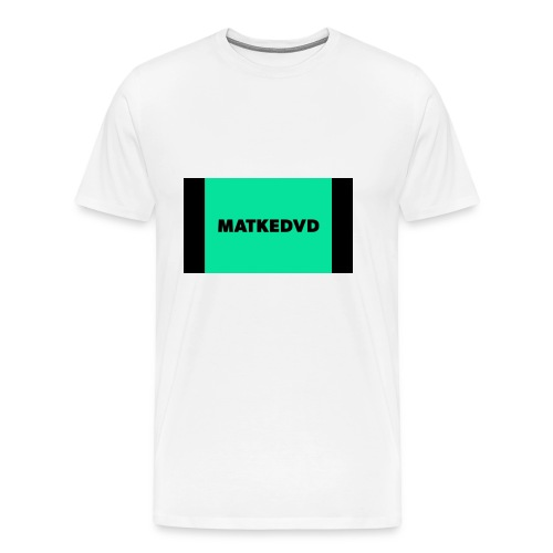 Matkedvd - Men's Premium T-Shirt