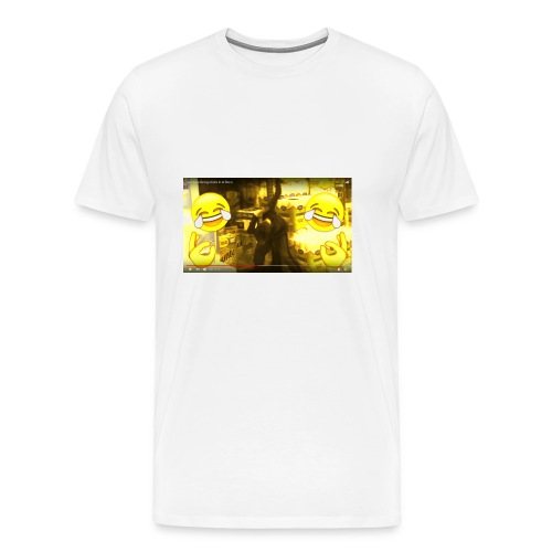 From Uncle Andy's Vlogs but Made Into JD Merch - Men's Premium T-Shirt