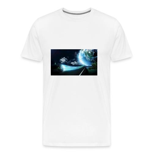 cool space - Men's Premium T-Shirt