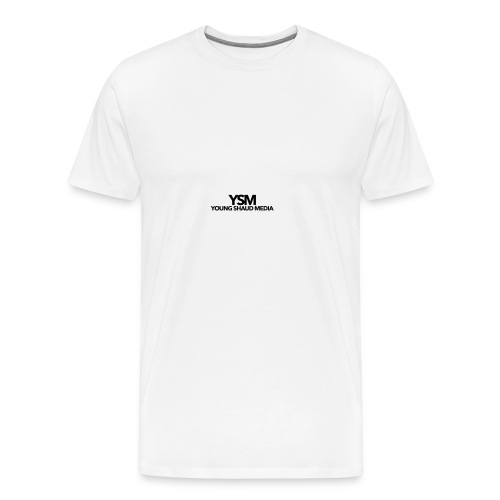 Young Shaud Media - Men's Premium T-Shirt