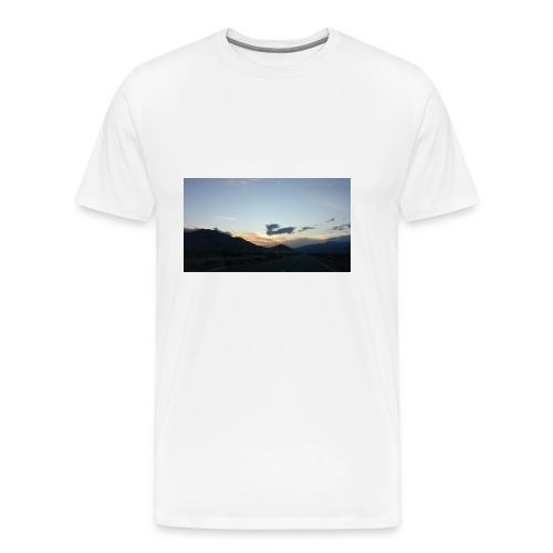 On the road again - Men's Premium T-Shirt