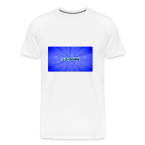 JackCodyHlogo - Men's Premium T-Shirt