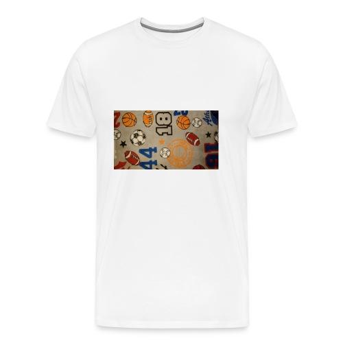 Dragon12345 merchandise - Men's Premium T-Shirt