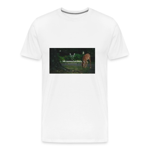 youtube channel art - Men's Premium T-Shirt