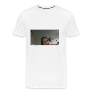 Kaitlin reacts merch - Men's Premium T-Shirt