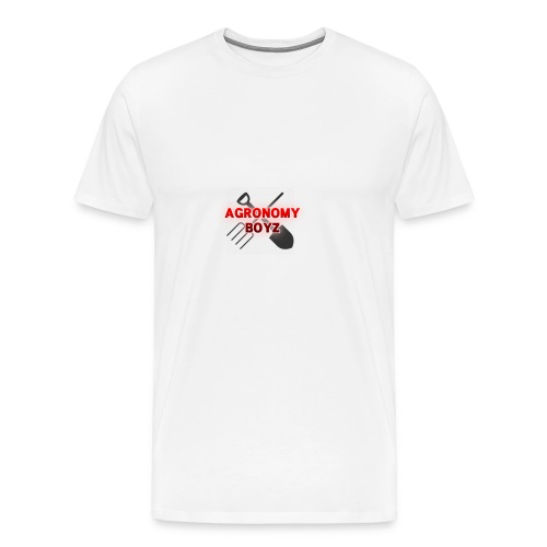Agronomy Boyz - Men's Premium T-Shirt
