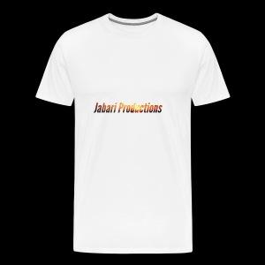 Sunset Jabari Prodcutions - Men's Premium T-Shirt