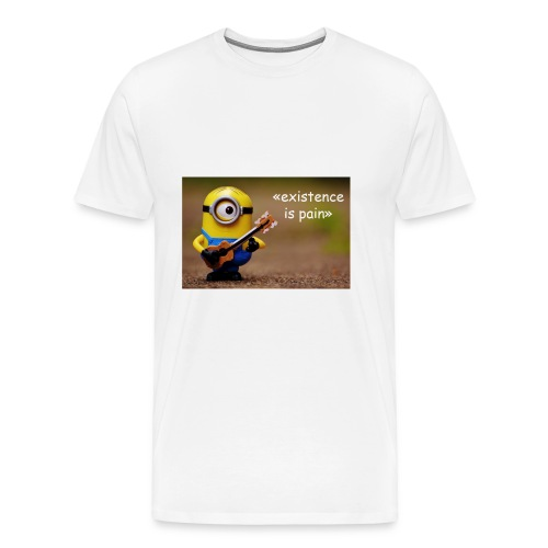 existence - Men's Premium T-Shirt
