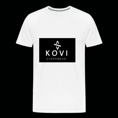 Kovi Print - Men's Premium T-Shirt