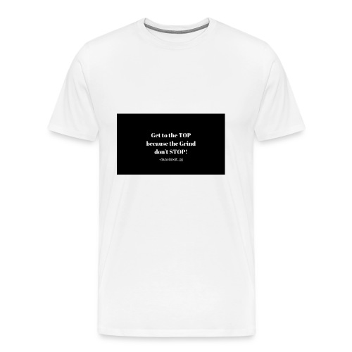 Dancinwit._pj - Men's Premium T-Shirt