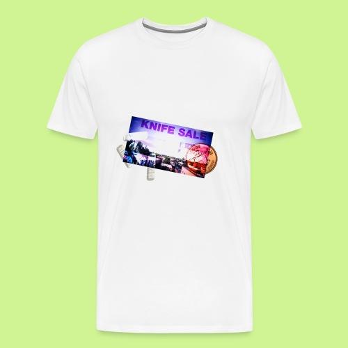HORRIBLE, INCREDIBLY HORRIBLE - Men's Premium T-Shirt