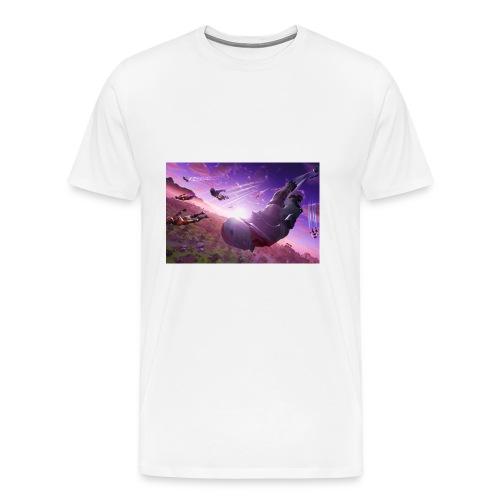 54C29B1A BC2B 4B43 B8F2 35F90CB21AF4 - Men's Premium T-Shirt