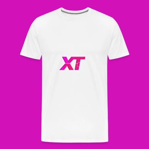 ExTendo Logo - Men's Premium T-Shirt
