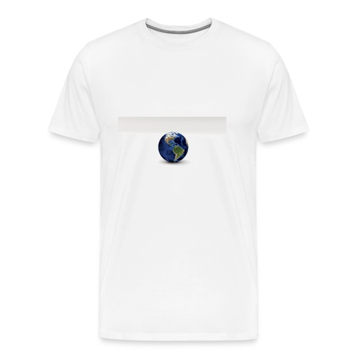 Our Earth Giftidea - Men's Premium T-Shirt