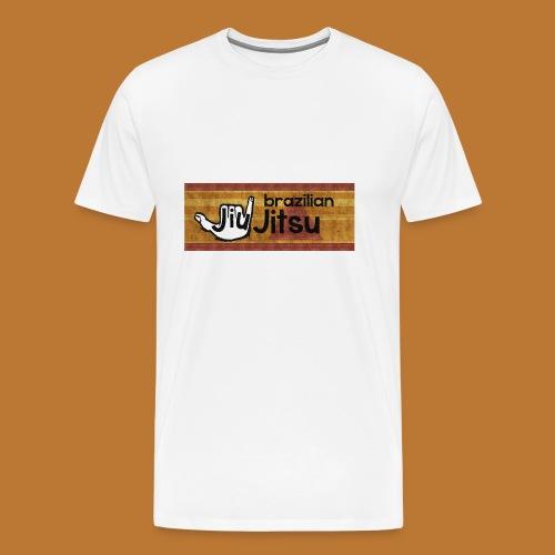 Hang Loose Jiu Jitsu - Men's Premium T-Shirt