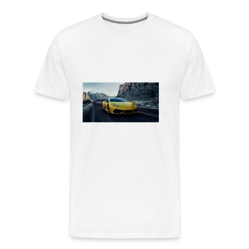 Lamborghini shirt - Men's Premium T-Shirt