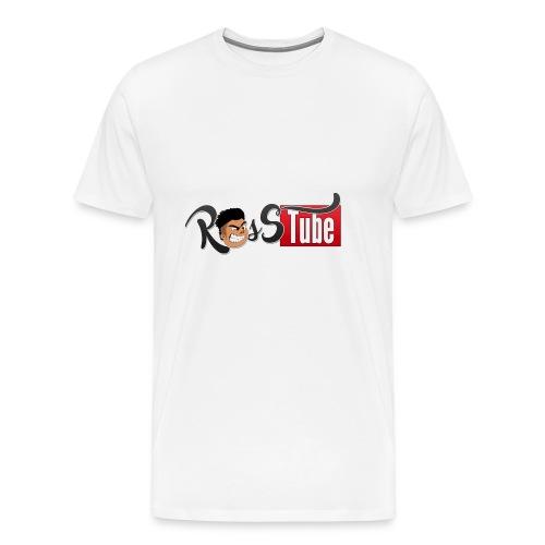 RosSTube - Men's Premium T-Shirt