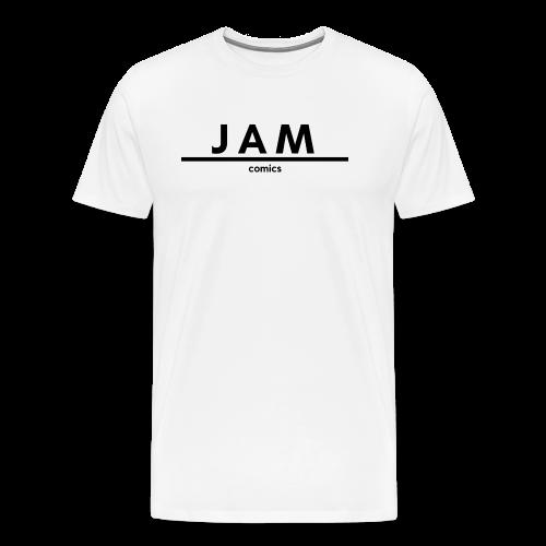 JAM comics logo. - Men's Premium T-Shirt