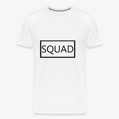 Squad Logo - Men's Premium T-Shirt