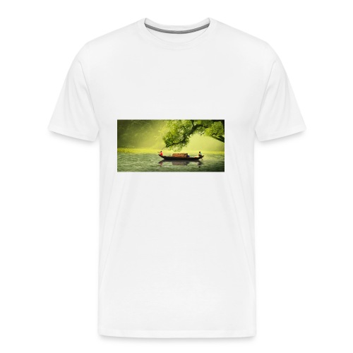 natural pic t shirt - Men's Premium T-Shirt