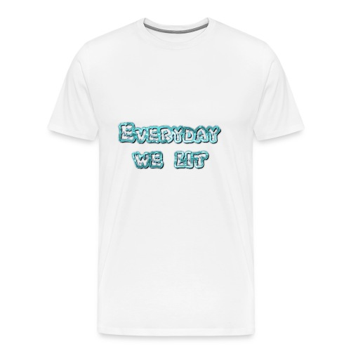 cooltext269683263172276 - Men's Premium T-Shirt