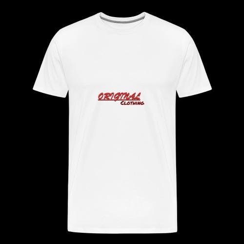 Orginial Clothing - Men's Premium T-Shirt