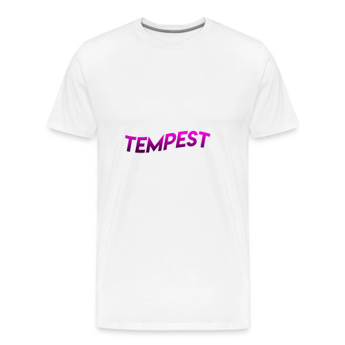 FIRE TEMPEST MERCH! - Men's Premium T-Shirt