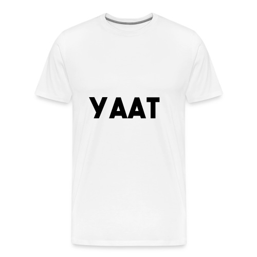 ICEshock YAAT - Men's Premium T-Shirt