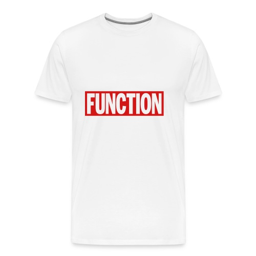 FUNCTION - Men's Premium T-Shirt