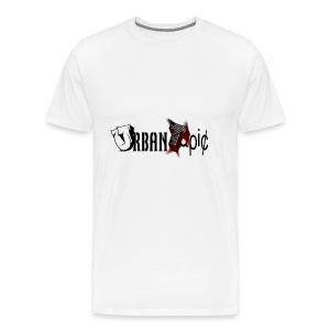 Topic Line - Men's Premium T-Shirt