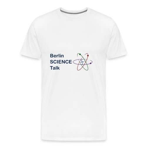 Berlin Science Talk - Men's Premium T-Shirt