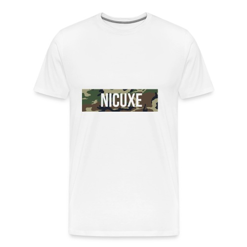Nicuxe Brand Co. | 2017 Style & Gucci - Men's Premium T-Shirt