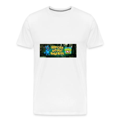 KDMYBANNER1 - Men's Premium T-Shirt
