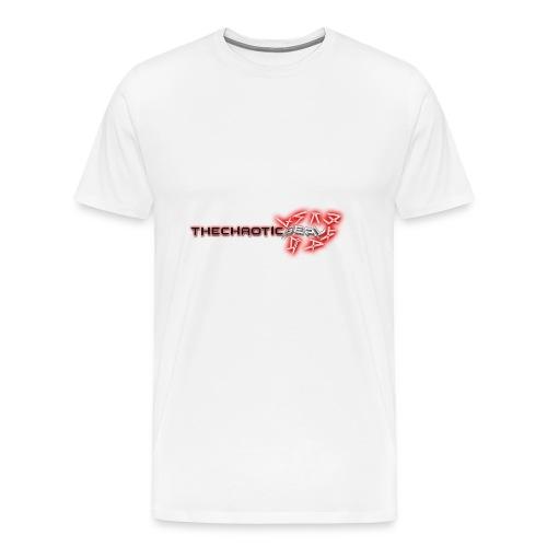 TheFullChaoticLogo - Men's Premium T-Shirt