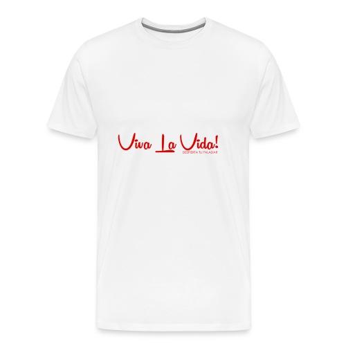 Viva La Vida Design - Men's Premium T-Shirt