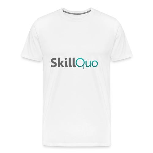 SkillQuo New - Men's Premium T-Shirt