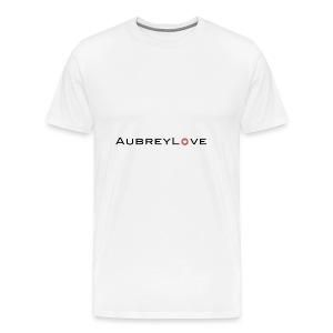 Large Black Logo - Men's Premium T-Shirt