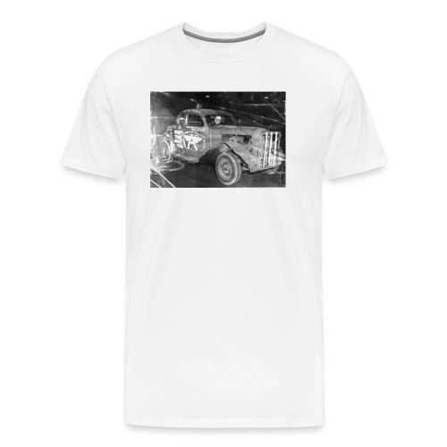 OLD SCHOOL RACING - Men's Premium T-Shirt