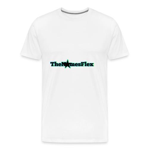 Custom Logo - Men's Premium T-Shirt