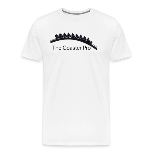 The Coaster Pro - Men's Premium T-Shirt