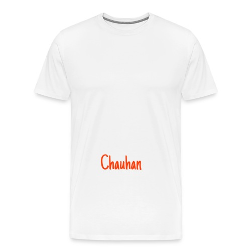 Chauhan - Men's Premium T-Shirt