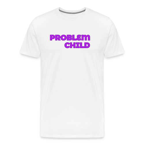Problem Child Logo - Men's Premium T-Shirt