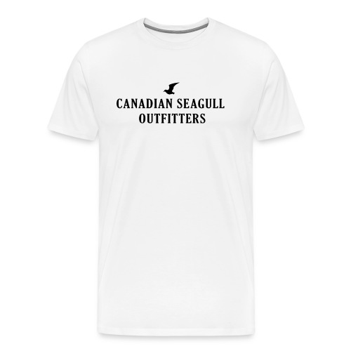 Canadian Seagull Outfitters - Men's Premium T-Shirt