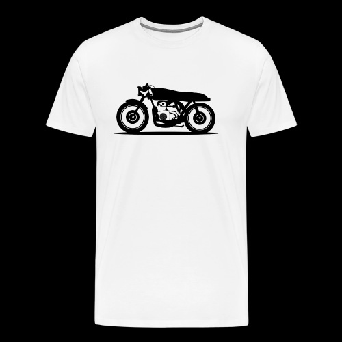 Motorcycle - Men's Premium T-Shirt