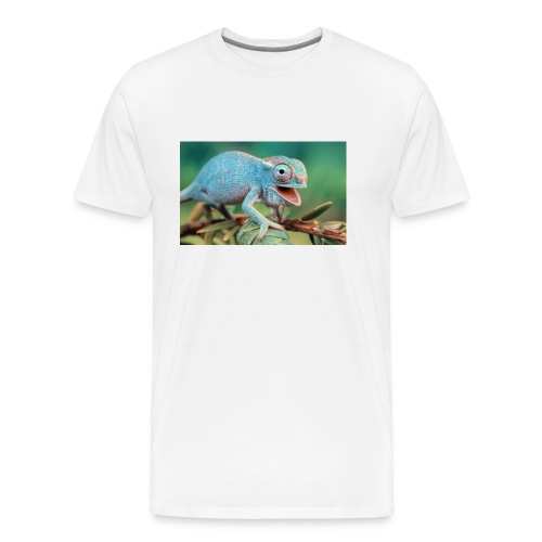 King Chameleon - Men's Premium T-Shirt