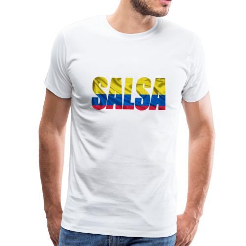 #SalsaColombia - Men's Premium T-Shirt